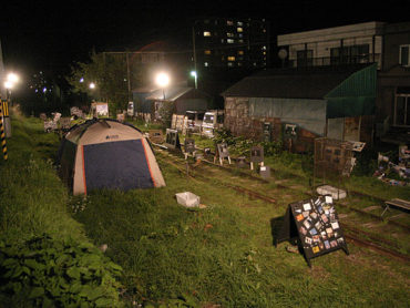 【グループ展】2009 小樽・鉄路・写真展 8/31(月)〜9/13(日)