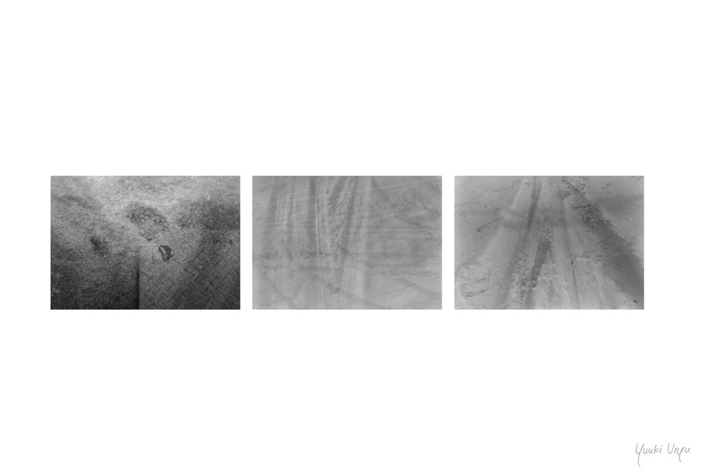フィルム撮影 / インクジェットプリント / OHPフィルム3層 / 385mm×280mm 2014