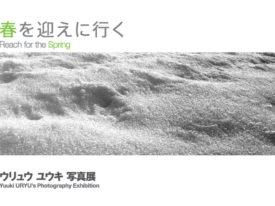 個展#11『春を迎えに行く』(chapter 1『夜を越えて』/chapter 2『そして春は』)
